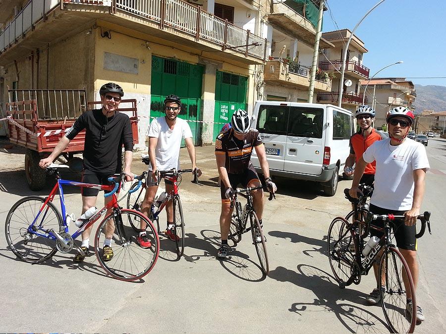 The Dutch cycling buddies