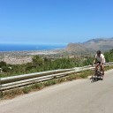 Cycling in sunny Sicily: photos from a cycling guide