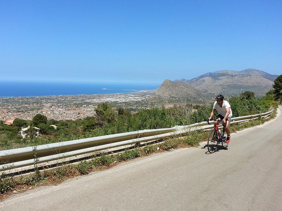 On the Carini climb