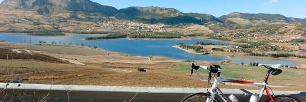 Bike ride to Piana degli Albanesi