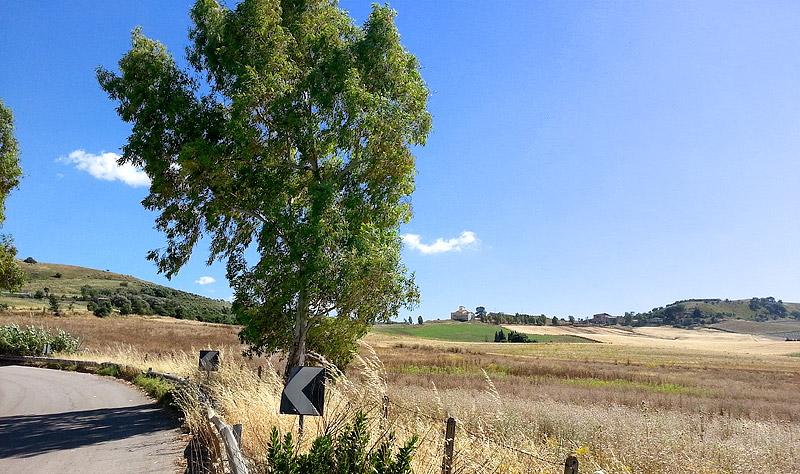 Near San Cipirello and San Giuseppe Jato