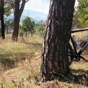 A mountain bike ride to Monte Inici