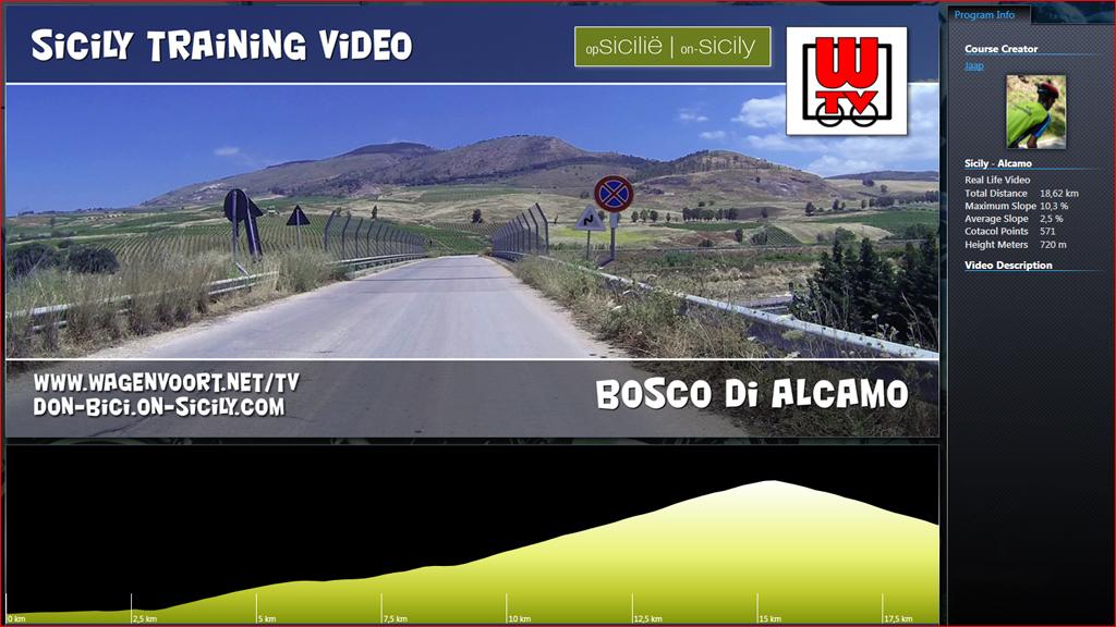 Sicily - Bosco d'Alcamo RLV