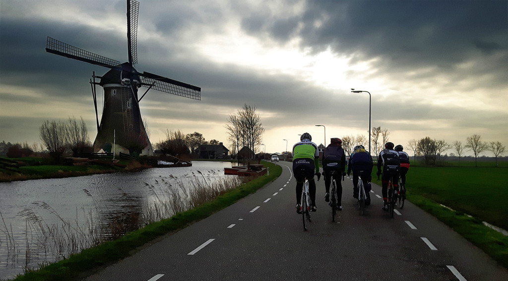 My first group ride