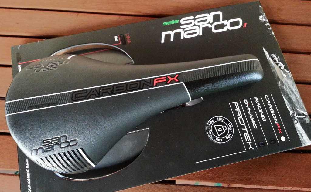 The Selle San Marco Regale saddle