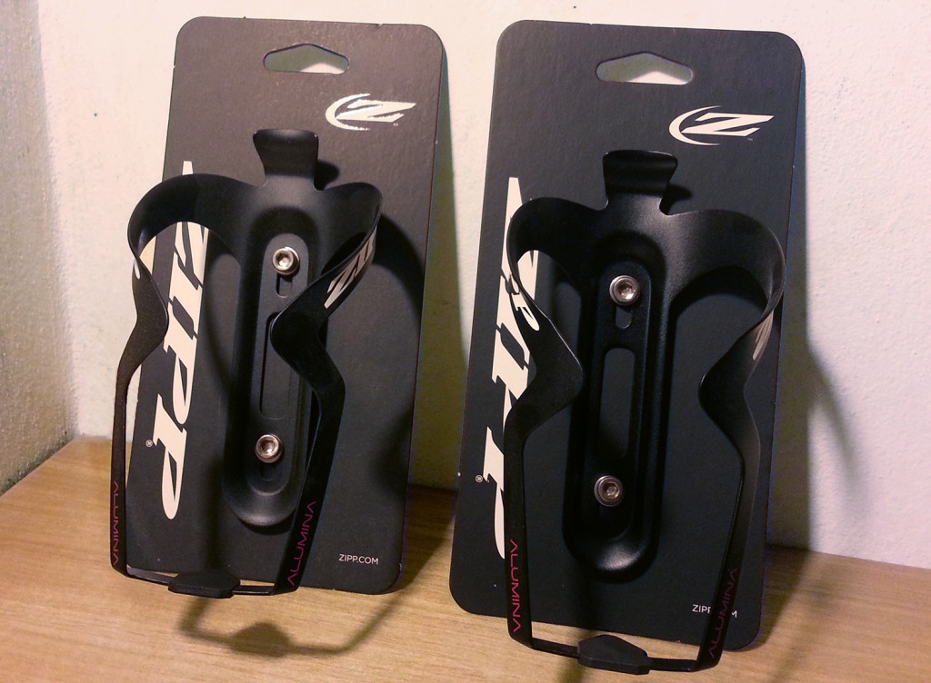 Zipp bottle cages