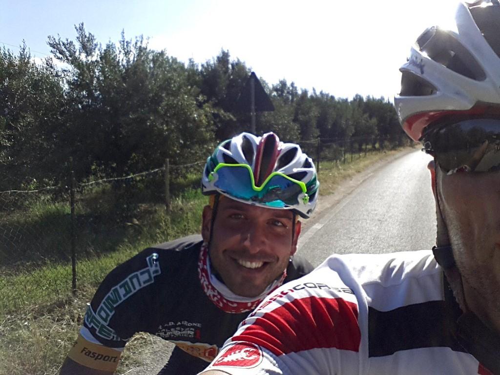 Cycling is fun!