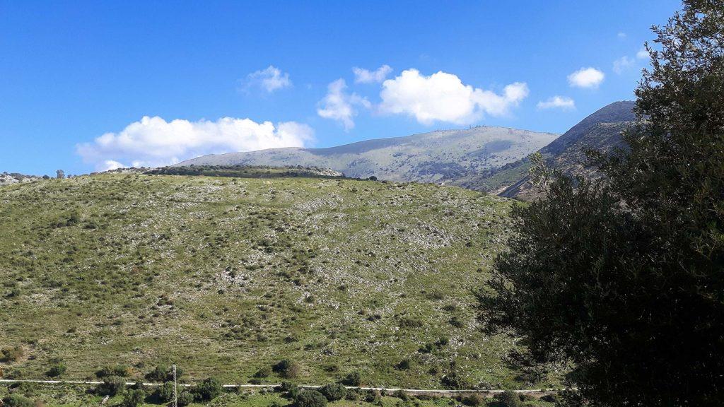 A view of Montagna Longa