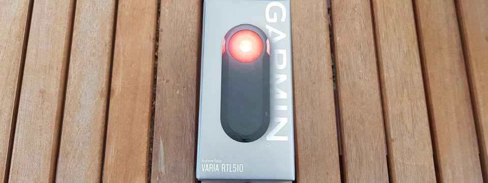 My review of the Garmin Varia RTL510 radar tail light