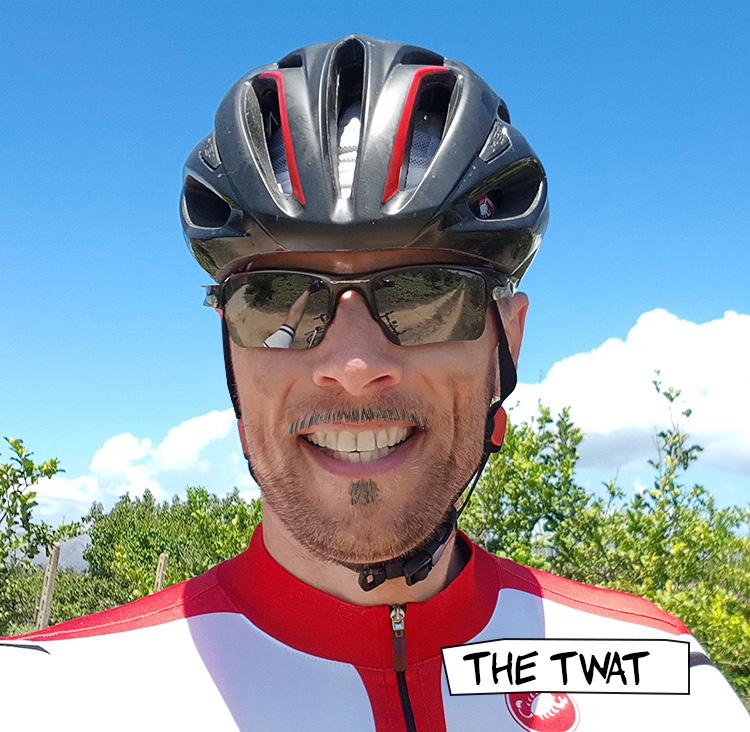 The twat
