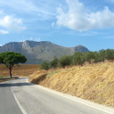 October 2014: cycling in sunny Sicily!
