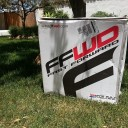 unboxing: Fast Forward F6R Powertap wheelset
