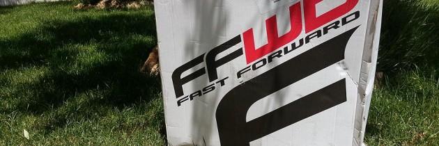 unboxing: Fast Forward F6R Powertap wheelset