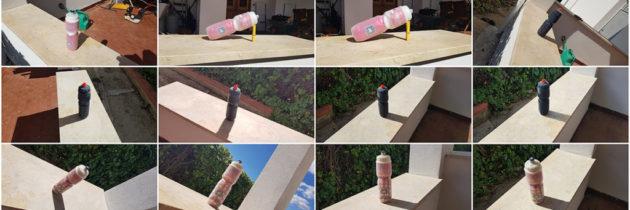 Photoshopping Polar bottles – part 2