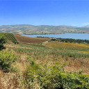 Today's bike ride near Lago Poma